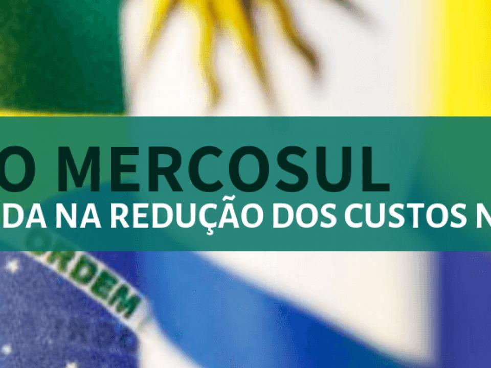 Mercosul: Saiba como ele ajuda a diminuir os custos da importação.