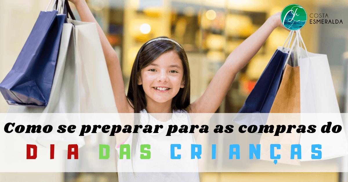 Como se preparar para as compras do Dia das Crianças?