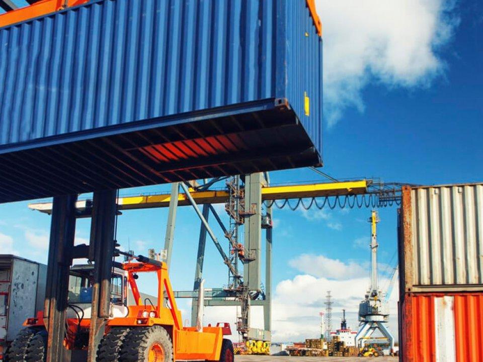 Vantagens da operação de importação porta a porta